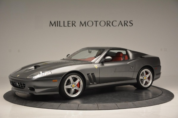 Used 2005 Ferrari Superamerica for sale $349,900 at Maserati of Westport in Westport CT 06880 14