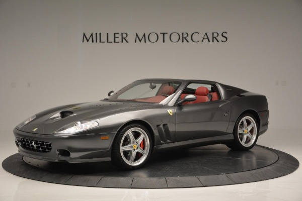 Used 2005 Ferrari Superamerica for sale $349,900 at Maserati of Westport in Westport CT 06880 2