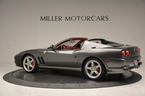 Used 2005 Ferrari Superamerica for sale $349,900 at Maserati of Westport in Westport CT 06880 4