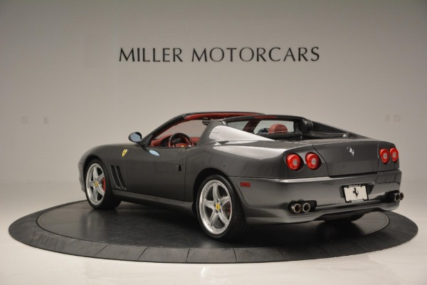 Used 2005 Ferrari Superamerica for sale $339,900 at Maserati of Westport in Westport CT 06880 5