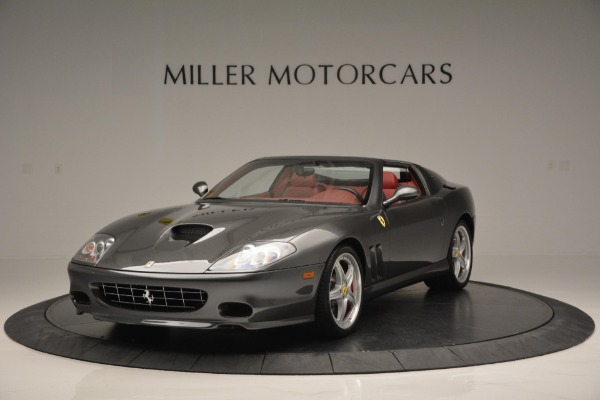 Used 2005 Ferrari Superamerica for sale $339,900 at Maserati of Westport in Westport CT 06880 1