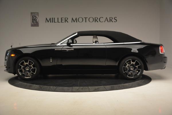 Used 2018 Rolls-Royce Dawn Black Badge for sale Call for price at Maserati of Westport in Westport CT 06880 16