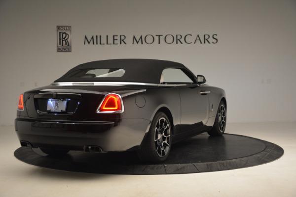 New 2018 Rolls-Royce Dawn Black Badge for sale Sold at Maserati of Westport in Westport CT 06880 20