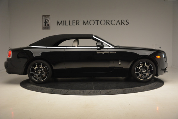 New 2018 Rolls-Royce Dawn Black Badge for sale Sold at Maserati of Westport in Westport CT 06880 22
