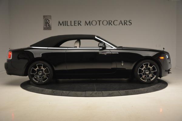Used 2018 Rolls-Royce Dawn Black Badge for sale Call for price at Maserati of Westport in Westport CT 06880 22
