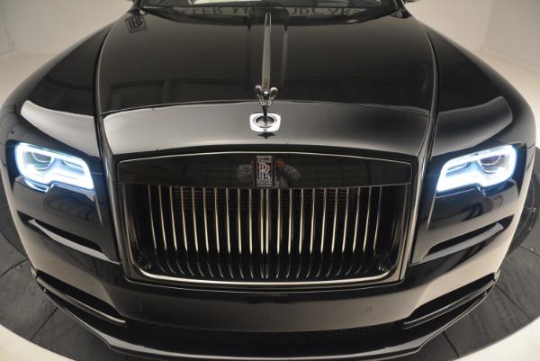 Used 2018 Rolls-Royce Dawn Black Badge for sale Call for price at Maserati of Westport in Westport CT 06880 26