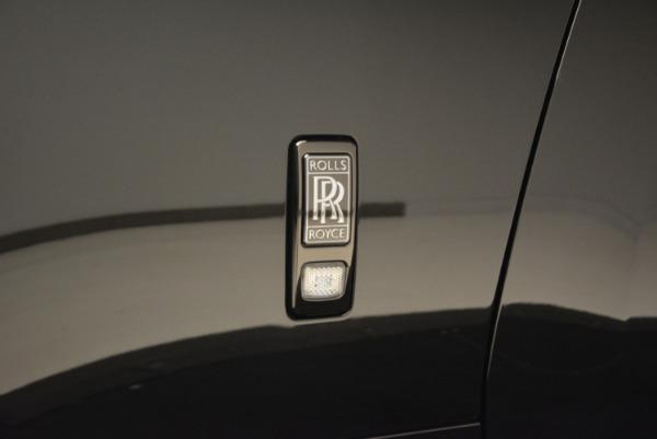 Used 2018 Rolls-Royce Dawn Black Badge for sale Call for price at Maserati of Westport in Westport CT 06880 28