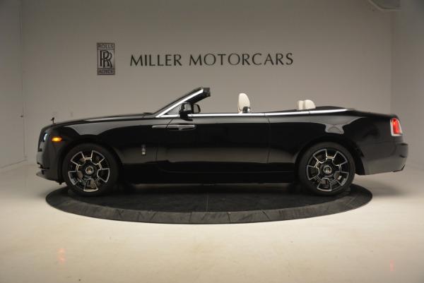 Used 2018 Rolls-Royce Dawn Black Badge for sale Call for price at Maserati of Westport in Westport CT 06880 3