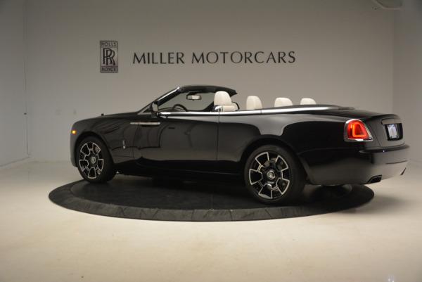 New 2018 Rolls-Royce Dawn Black Badge for sale Sold at Maserati of Westport in Westport CT 06880 4