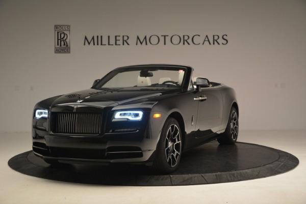 Used 2018 Rolls-Royce Dawn Black Badge for sale Call for price at Maserati of Westport in Westport CT 06880 1
