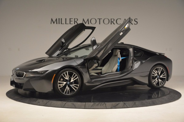 Used 2014 BMW i8 for sale Sold at Maserati of Westport in Westport CT 06880 14