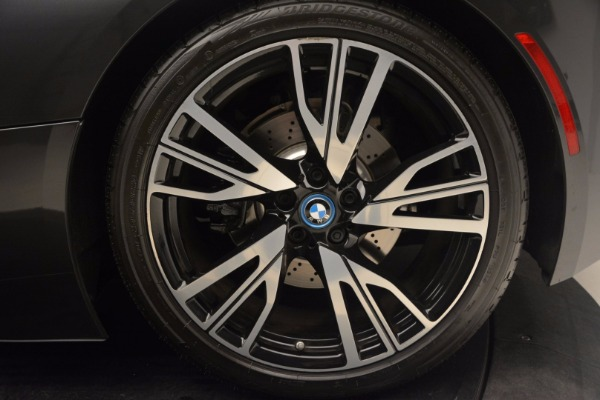 Used 2014 BMW i8 for sale Sold at Maserati of Westport in Westport CT 06880 16