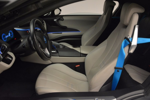 Used 2014 BMW i8 for sale Sold at Maserati of Westport in Westport CT 06880 18