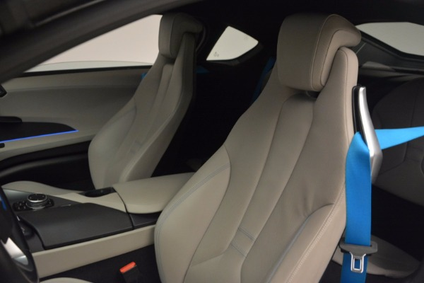 Used 2014 BMW i8 for sale Sold at Maserati of Westport in Westport CT 06880 19