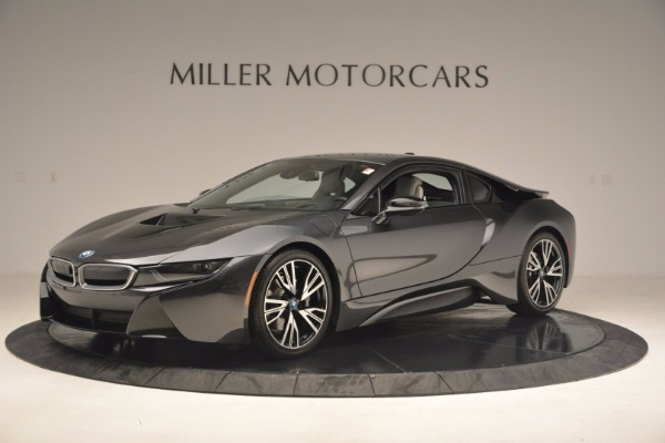 Used 2014 BMW i8 for sale Sold at Maserati of Westport in Westport CT 06880 2