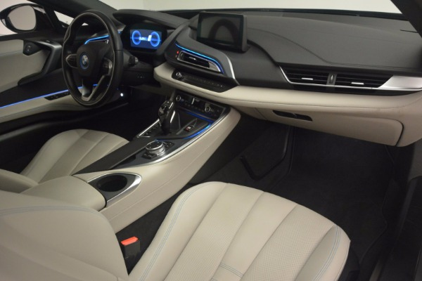 Used 2014 BMW i8 for sale Sold at Maserati of Westport in Westport CT 06880 20