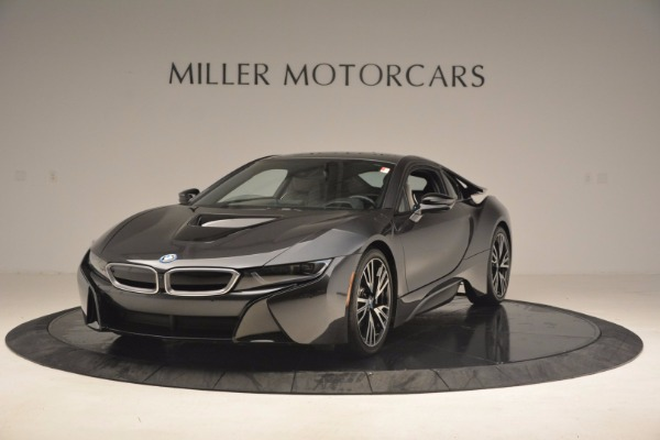 Used 2014 BMW i8 for sale Sold at Maserati of Westport in Westport CT 06880 1