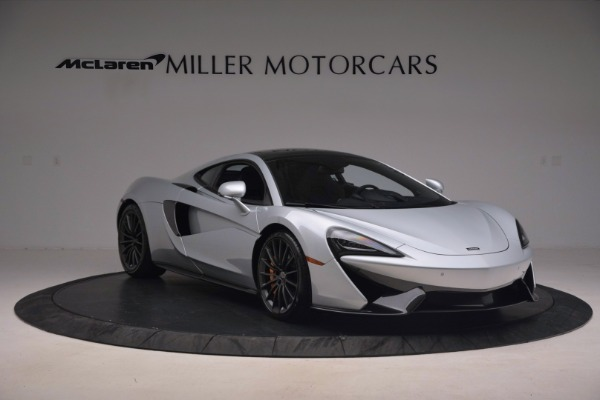 Used 2017 McLaren 570GT for sale Sold at Maserati of Westport in Westport CT 06880 11