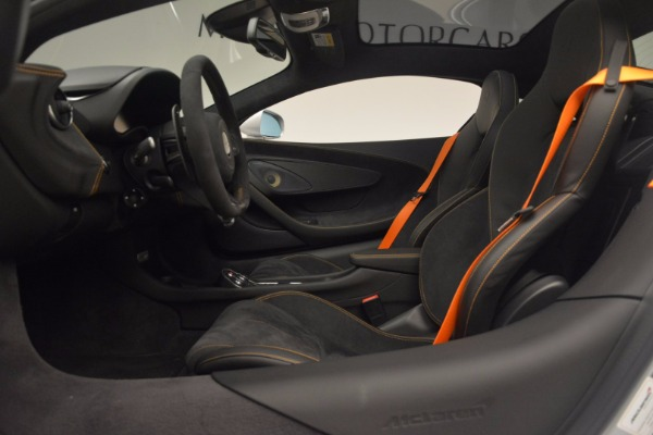 Used 2017 McLaren 570GT for sale Sold at Maserati of Westport in Westport CT 06880 16