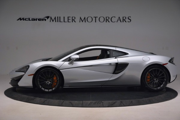 Used 2017 McLaren 570GT for sale Sold at Maserati of Westport in Westport CT 06880 3
