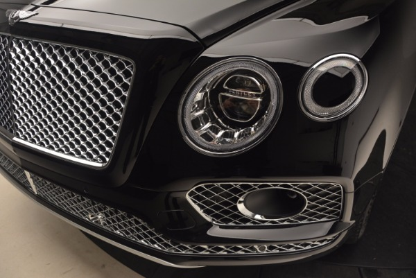 New 2018 Bentley Bentayga Activity Edition-Now with seating for 7!!! for sale Sold at Maserati of Westport in Westport CT 06880 14