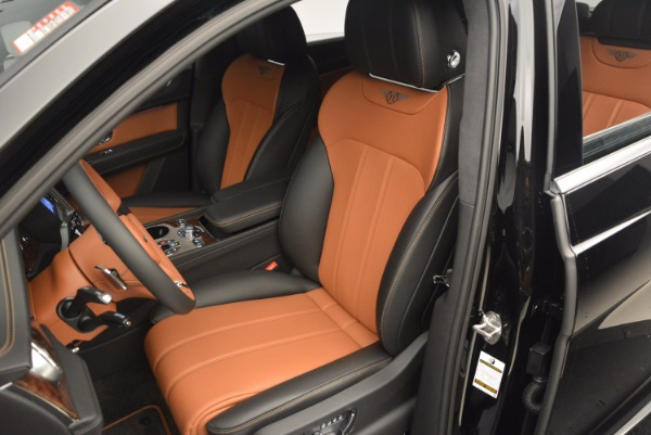 New 2018 Bentley Bentayga Activity Edition-Now with seating for 7!!! for sale Sold at Maserati of Westport in Westport CT 06880 22