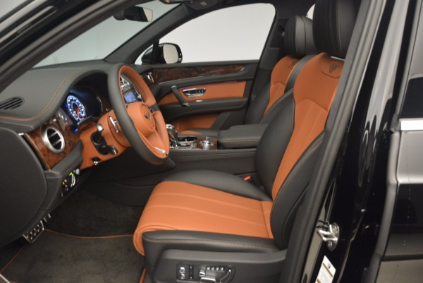 New 2018 Bentley Bentayga Activity Edition-Now with seating for 7!!! for sale Sold at Maserati of Westport in Westport CT 06880 23