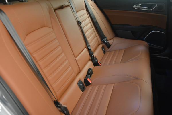New 2017 Alfa Romeo Giulia Ti Q4 for sale Sold at Maserati of Westport in Westport CT 06880 22