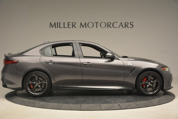 New 2017 Alfa Romeo Giulia Quadrifoglio for sale Sold at Maserati of Westport in Westport CT 06880 10
