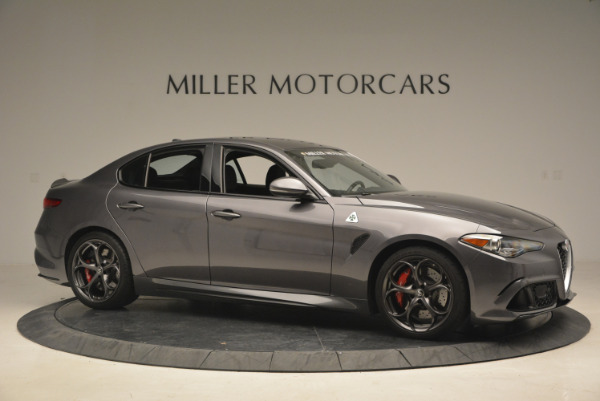 New 2017 Alfa Romeo Giulia Quadrifoglio for sale Sold at Maserati of Westport in Westport CT 06880 11