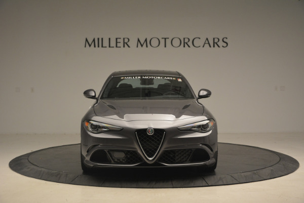 New 2017 Alfa Romeo Giulia Quadrifoglio for sale Sold at Maserati of Westport in Westport CT 06880 13