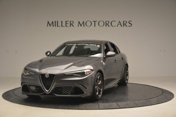 New 2017 Alfa Romeo Giulia Quadrifoglio for sale Sold at Maserati of Westport in Westport CT 06880 2