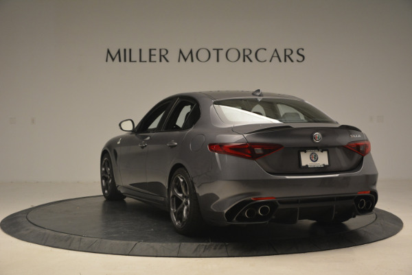 New 2017 Alfa Romeo Giulia Quadrifoglio for sale Sold at Maserati of Westport in Westport CT 06880 6