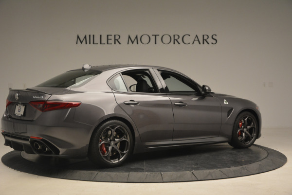 New 2017 Alfa Romeo Giulia Quadrifoglio for sale Sold at Maserati of Westport in Westport CT 06880 9
