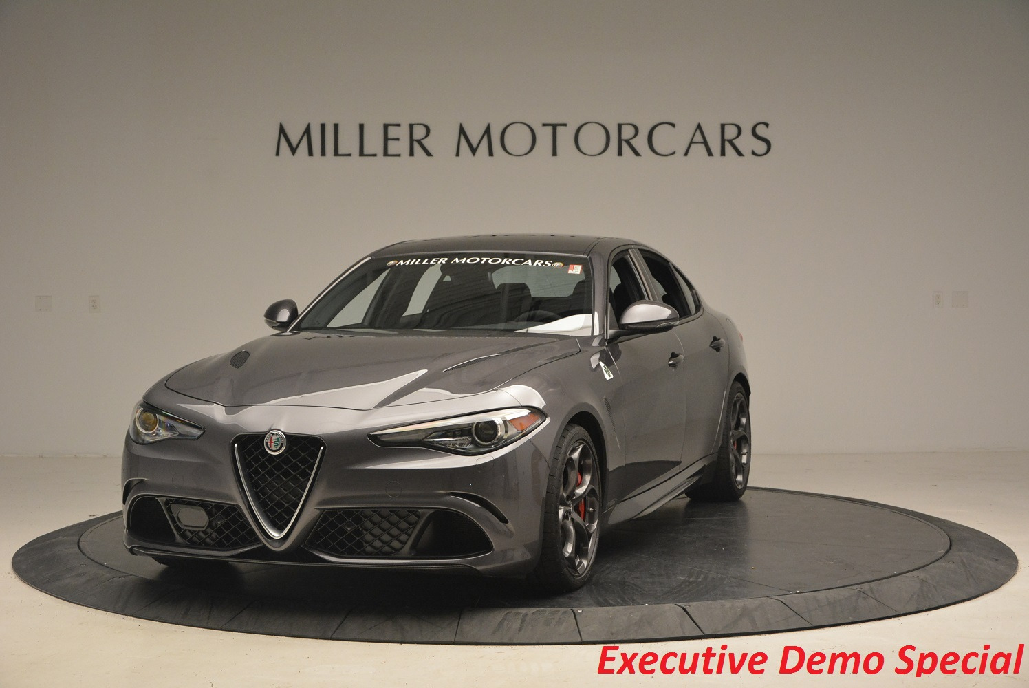 New 2017 Alfa Romeo Giulia Quadrifoglio for sale Sold at Maserati of Westport in Westport CT 06880 1