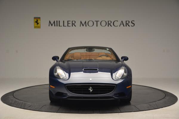 Used 2010 Ferrari California for sale Sold at Maserati of Westport in Westport CT 06880 12