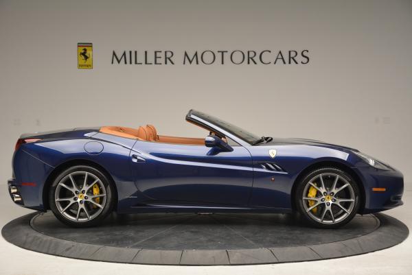 Used 2010 Ferrari California for sale Sold at Maserati of Westport in Westport CT 06880 9