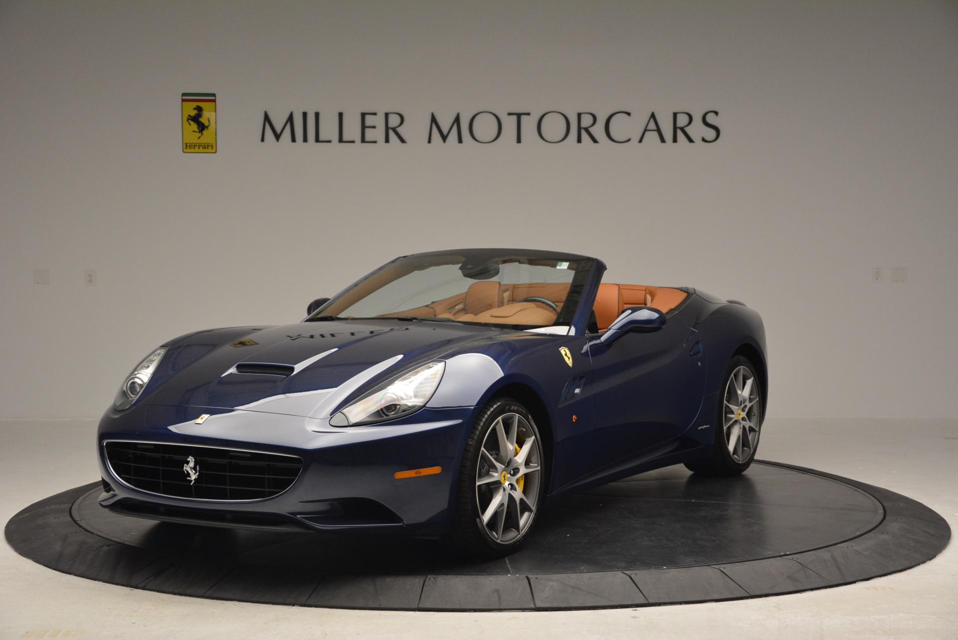 Used 2010 Ferrari California for sale Sold at Maserati of Westport in Westport CT 06880 1