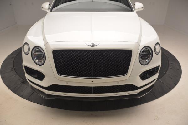 New 2018 Bentley Bentayga Black Edition for sale Sold at Maserati of Westport in Westport CT 06880 13