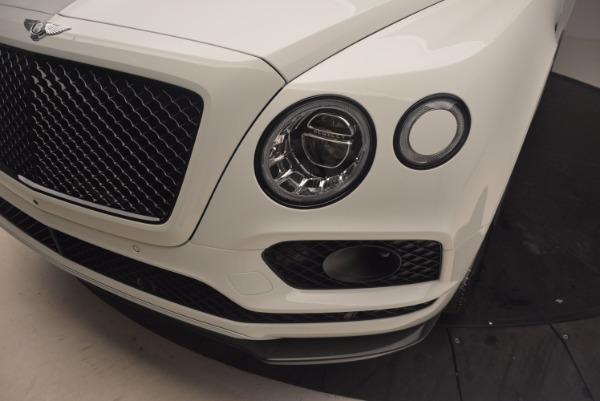 New 2018 Bentley Bentayga Black Edition for sale Sold at Maserati of Westport in Westport CT 06880 14