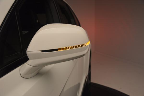 New 2018 Bentley Bentayga Black Edition for sale Sold at Maserati of Westport in Westport CT 06880 20