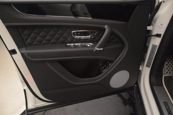 New 2018 Bentley Bentayga Black Edition for sale Sold at Maserati of Westport in Westport CT 06880 24