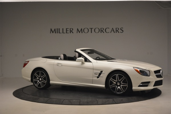 Used 2015 Mercedes Benz SL-Class SL 550 for sale Sold at Maserati of Westport in Westport CT 06880 11