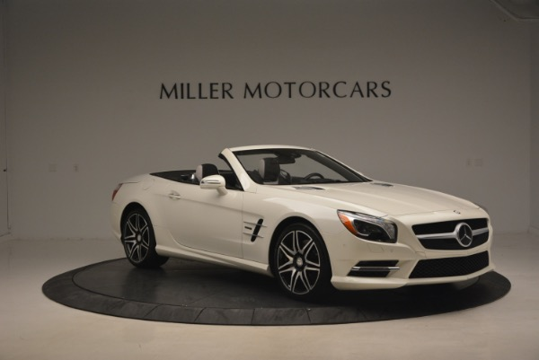 Used 2015 Mercedes Benz SL-Class SL 550 for sale Sold at Maserati of Westport in Westport CT 06880 12