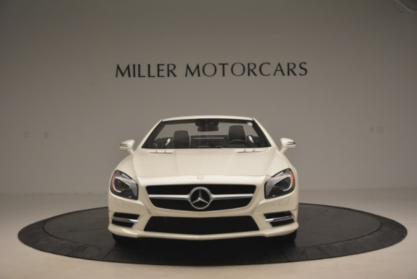 Used 2015 Mercedes Benz SL-Class SL 550 for sale Sold at Maserati of Westport in Westport CT 06880 13