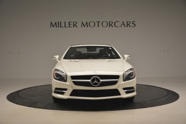 Used 2015 Mercedes Benz SL-Class SL 550 for sale Sold at Maserati of Westport in Westport CT 06880 14