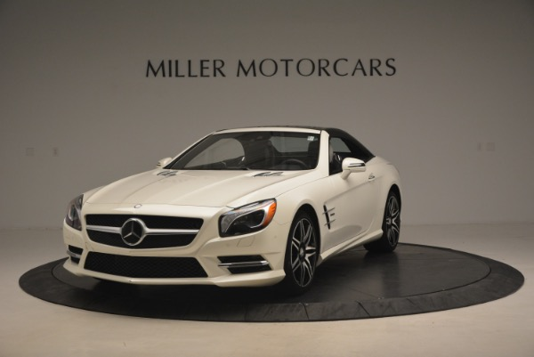 Used 2015 Mercedes Benz SL-Class SL 550 for sale Sold at Maserati of Westport in Westport CT 06880 15