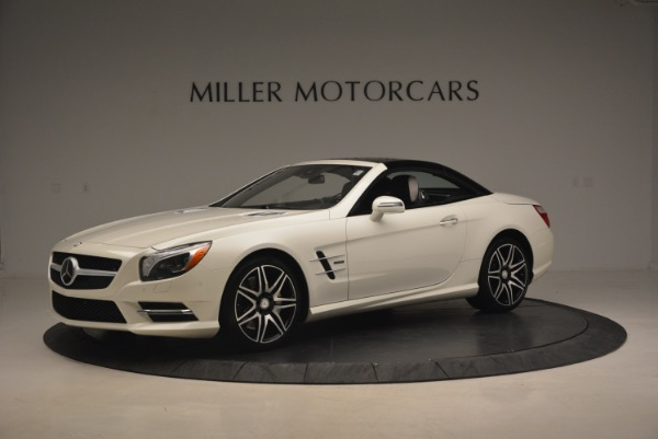 Used 2015 Mercedes Benz SL-Class SL 550 for sale Sold at Maserati of Westport in Westport CT 06880 16
