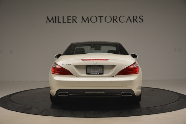 Used 2015 Mercedes Benz SL-Class SL 550 for sale Sold at Maserati of Westport in Westport CT 06880 20