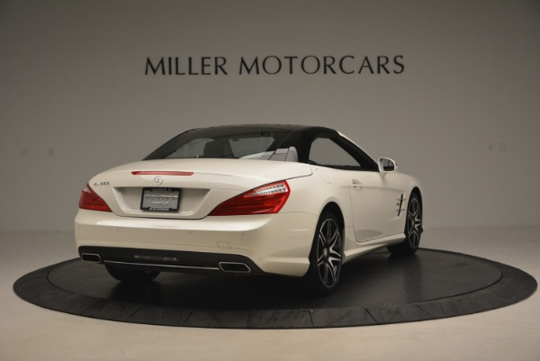 Used 2015 Mercedes Benz SL-Class SL 550 for sale Sold at Maserati of Westport in Westport CT 06880 21
